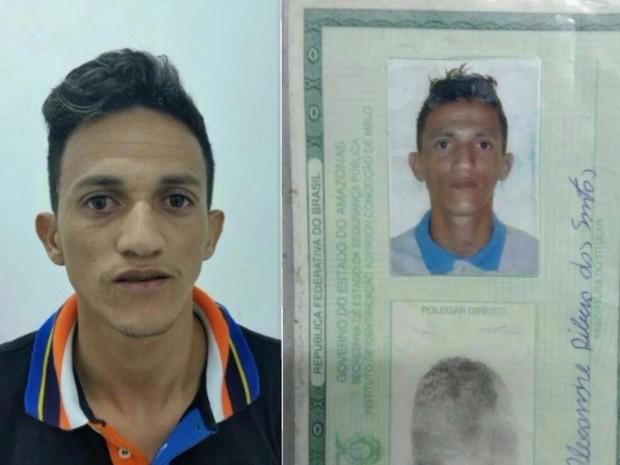 Foragido apresentou identidade falsa para escapar da captura (Foto: Divulgação/Dicap)