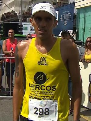 José Nilson Volta de Aracaju (Foto: Reprodução/TV Sergipe)