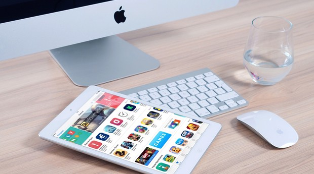 Apple, App Store, Mac, iPad (Foto: Pexels)