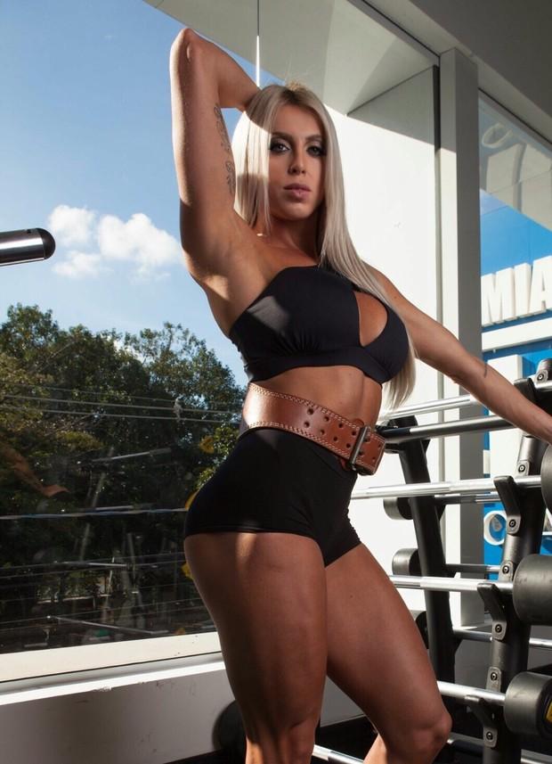 Fernanda Sierra (Foto: Divulgação / MF Models Assessoria )