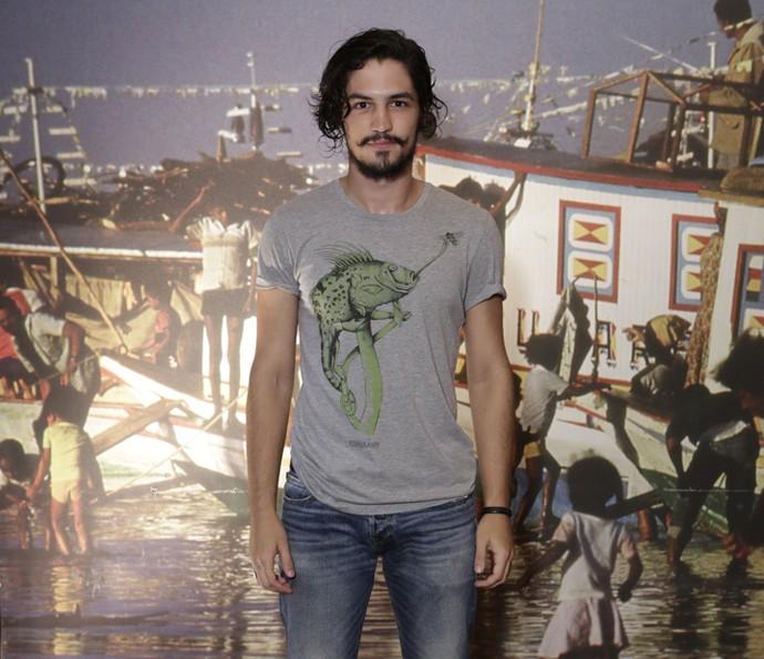 Gabriel Leone interpreta Miguel de Sá Ribeiro em Velho Chico (Foto: Felipe Monteiro/Gshow)