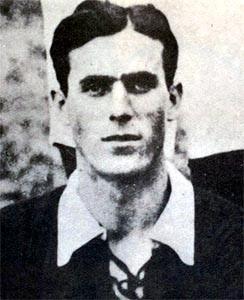 Bianco, Palestra Itália, 1915 (Foto: Site oficial / SE Palmeiras)