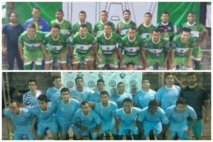 Futebol 7 Society (Foto: Divulgação/LAF)