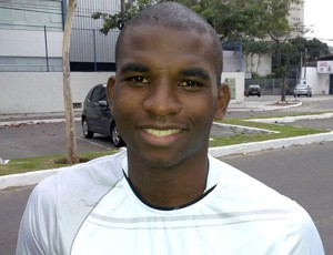 Willy, atacante do Rio Branco-ES (Foto: Sidney Magno Novo/Globoesporte.com)