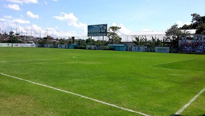 Campo do 3B, em Manaus (Foto: Divulgação/Júnior Pinho)
