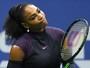 Com inflamação no ombro direito, Serena desiste de torneios na China