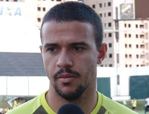 Marlon - zagueiro do ABC (Foto: Carlos Cruz/GloboEsporte.com)