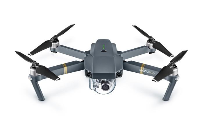 Novo Mavic Pro pode fazer vídeos a 4K e voar por quase 30 min (Foto: Divulgação/DJI)