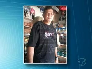 José Nogueira Colaço, de 54 anos, morreu no hospital (Foto: Reprodução/TV Tapajós)