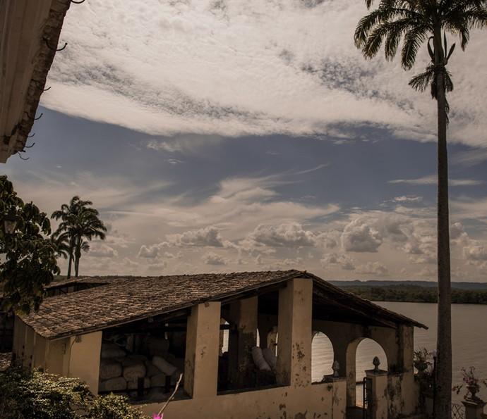A equipe cenográfica de 'Velho Chico' busca recuperar a memória dos locais nas restaurações das construções utilizadas para a novela (Foto: Caiuá Franco/ Globo)