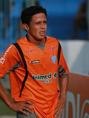 Meio-campo Michel já teve passagem pelo Paysandu (Foto: Marcelo Seabra/O Liberal)