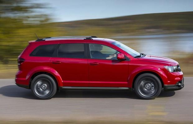 Dodge Journey Crossroad (Foto: Chrysler)
