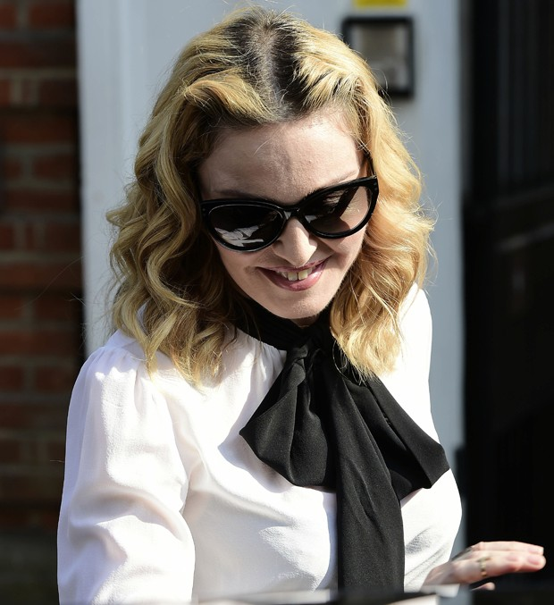Madonna  (Foto: Grosby Group)