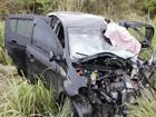 Sobe para três o número de mortos em acidente na BR-354 em Bambuí