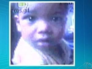 Marcus Vinícius, 10 meses, morreu sob suspeita de maus-tratos em Pires do Rio (Foto: Reprodução/TV Anhanguera)