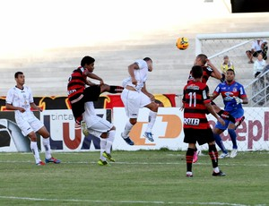 Campinense x Central de Caruaru, Campinense, Central, Estádio Amigão (Foto: Nelsina Vitorino / Jornal da Paraíba)