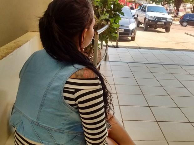 Autônoma diz que foi testemunha no processo da Operação Lares, que desarticulou fraudes em sorteio de casas populares  (Foto: Aline Nascimento/G1)