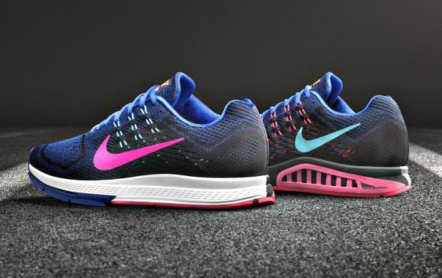 Nike Air Zoom Structure testamos (Foto  Divulgação) b424f7e7cdd12