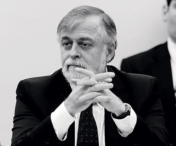 EFEITO DOMINÓ O delator Paulo Roberto Costa, na CPI da Petrobras. A delação desagrega as organizações criminosas (Foto: André Dusek/Estadão Conteúdo)