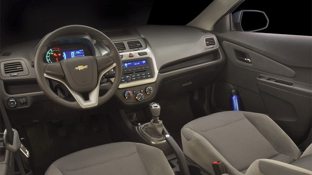 Veja imagens do Chevrolet Cobalt