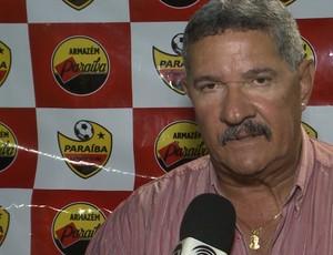 Pedrinho Albuquerque, Paraíba de Cajazeiras (Foto: Reprodução / TV Paraíba)