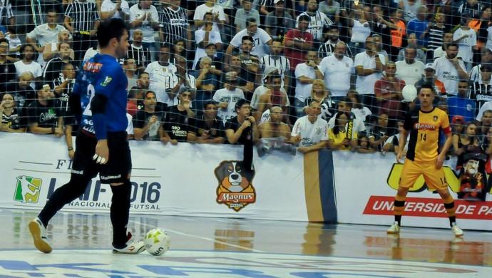 Sorocaba Futsal Tiago Rodrigo (Foto: Danilo Camargo / Magnus Futsal)
