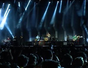 Show do Skank no Mineirão em junho de 2010 (Foto: Reprodução TV Globo Minas)