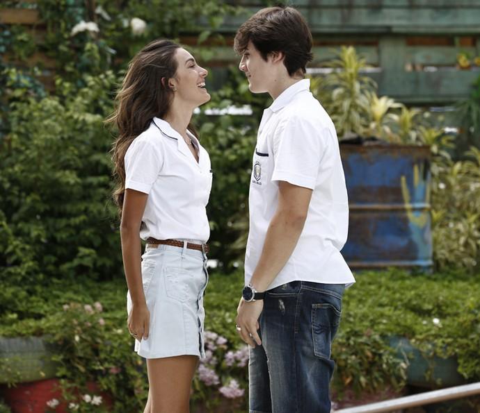 Tem casal mais lindo, Brasil?! NÃOOOOOO (Foto: Inácio Moraes/Gshow)