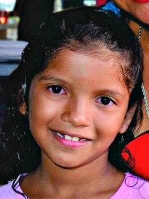 Julhiany estava desaparecida desde sexta-feira (10) (Foto: Divulgação/ Polícia Civil)
