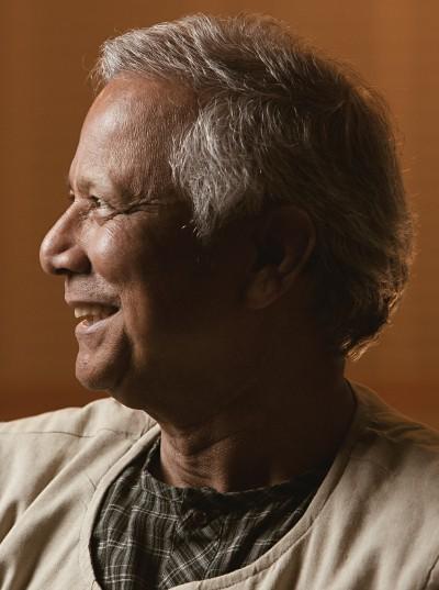 INOVADOR O prêmio Nobel Muhammad Yunus, fotografado na semana passada em São Paulo. Ele tentou, mas não conseguiu trazer seu banco ao Brasil durante  o governo Lula (Foto:  Marcelo Min/Fotogarrafa/ÉPOCA)