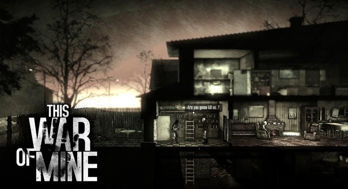 This War of Mine: jogo traz dilemas profundos que o jogador deverá enfrentar (Foto: Divulgação)