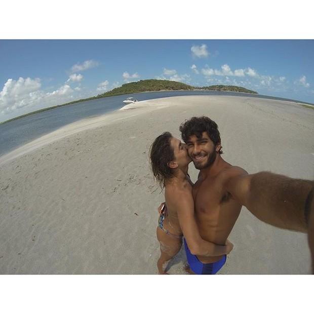 Deborah Secco e Hugo Moura (Foto: Reprodução/Instagram)