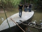 Submarino encontrado pela polícia deve chegar a Belém nesta segunda