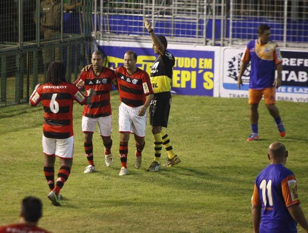 Flamengo Itaboraí carioca showbol (Foto: Gilvan de Souza/Divulgação)