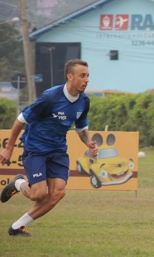 Paulo Sérgio Avaí (Foto: Diego Madruga)