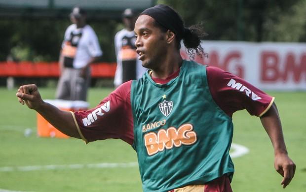 ronaldinho gaúcho atlético-mg (Foto: Bruno Cantini/Flick Atlético-MG)