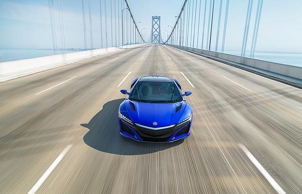 Acura NSX (Foto: Honda)