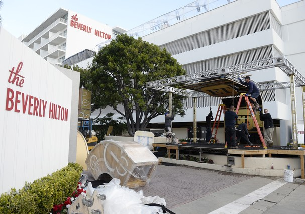 The Beverly Hilton (Foto: Getty Images)