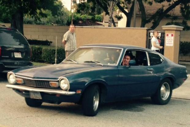 """Ford Maverick vira estrela de reality show com ator dos filmes """"Velozes e Furiosos"""" (Foto: Divulgação)"""