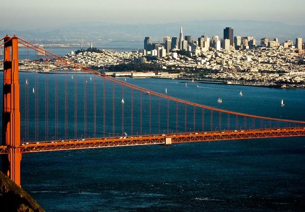 São Francisco (Foto: Wikipedia/Paul H.)