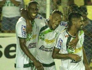 Copa Verde 2017: Luverdense x Rio Branco-ES (Foto: Site Oficial do LEC)