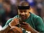 """Baixinho dos Celtics nega temor aos Cavaliers: """"Não estão no Space Jam"""""""