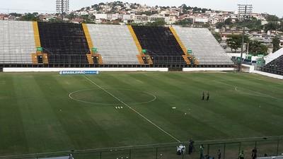 Arena Botafogo sub-20  (Foto: Pedro Venancio)