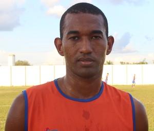 Juliano César, atleta do Atlético-AC (Foto: Daniele Lira)