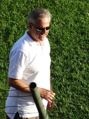 José Roberto Maranhas Tupi-MG vice-presidente de futebol (Foto: Bruno Ribeiro)