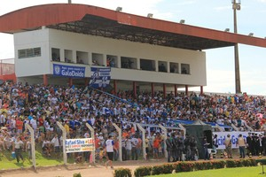 Sinop, torcida (Foto: Valcir Pereira/Site SportSinop.com)