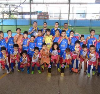 6e5f9e88d10d3 Recanto da Criança leva dois troféus no Amazonense (Foto  William D angelo
