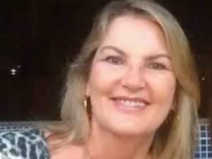 Nádia Guerra, morta pelo marido no Espírito Santo (Foto: Arquivo Pessoal)