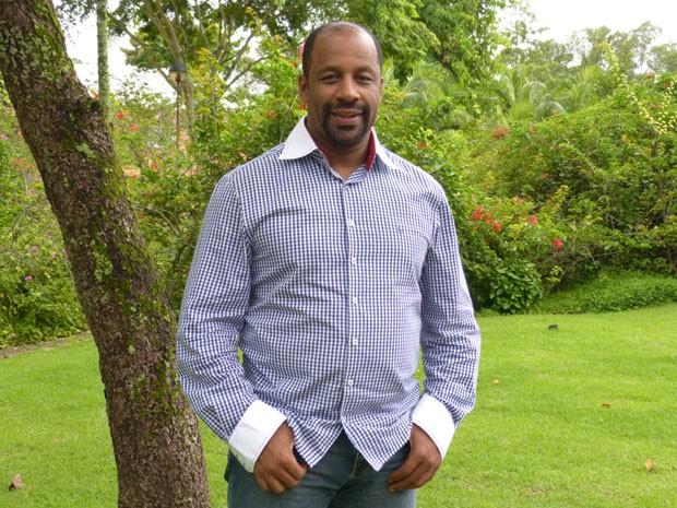 Aílton Graça será Quirino, em Flor do Caribe (Foto: Flor do Caribe / TV Globo)