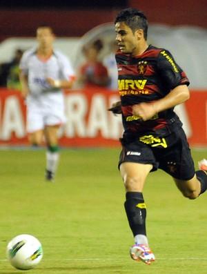 Henrique sport (Foto: Antônio Carneiro / Pernambuco Press)